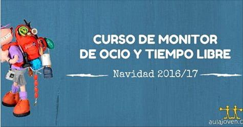 CURSO DE OCIO Y TIEMPO LIBRE AULA JOVEN