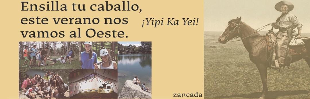 VIVE EL FAR WEST EN SORIA CON LA ZANCADA