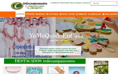 CAMPAMENTOS DE VERANO: PIEZA CLAVE TRAS EL CONFINAMIENTO