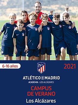 CAMP DEPORTIVO ATLETICO DE MADRID- LA ZANCADA 2021