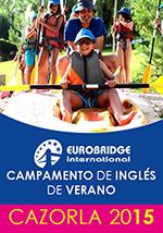 CAMPAMENTOS DE INGL�S EN CAZORLA - EUROBRIDGE