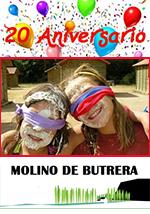 CAMPAMENTOS MOLINO DE BUTRERA