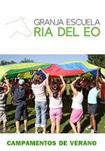 CAMPAMENTOS N�UTICOS  RIA DEL EO 2019