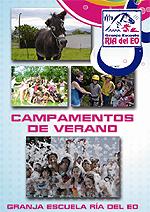CAMPAMENTOS RIA DEL EO