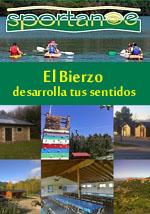 SPORTANOE - EL BIERZO DESARROLLA TUS SENTIDOS