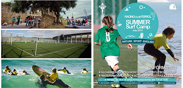 SUMMER SURF CAMP - DONIÃ'OS