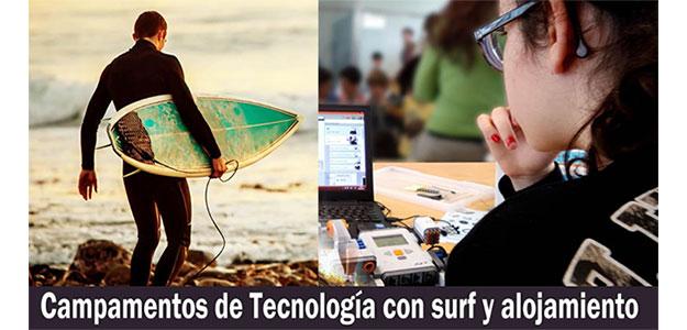"""CAMP TECNOLÃ""""GICO: PRESENCIAL Y ONLINE 2020"""