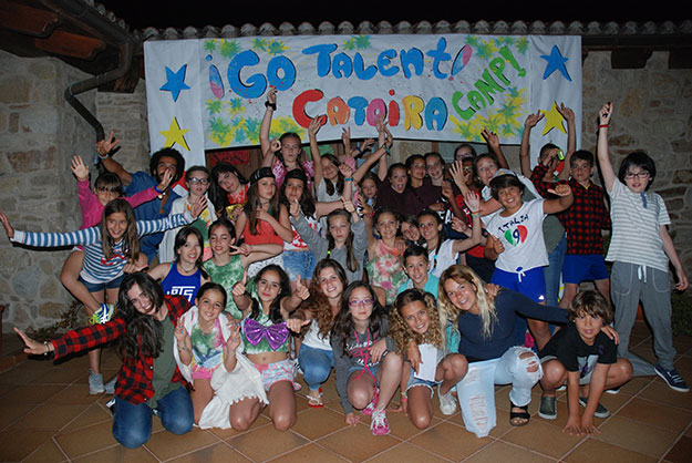 GRANDES AVENTURAS. CATOIRA CAMP 2017