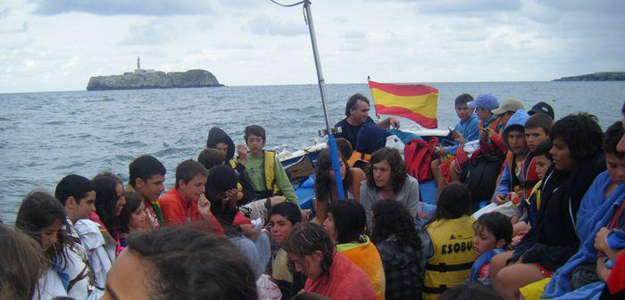 DEPORCANTABRIA- INGLÉS, SURF, ACUÁTICO - 2021