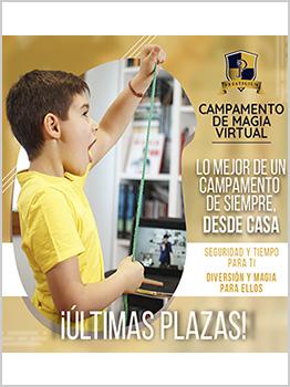 PRESTIGIUM CAMPAMENTO DE MAGIA VIRTUAL 2020