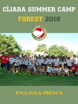 C�JARA SUMMER CAMP FOREST 2018
