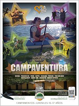 CAMPAVENTURA EN HERVÁS 2020