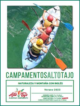 ALTO TAJO SUMMER CAMP 2021