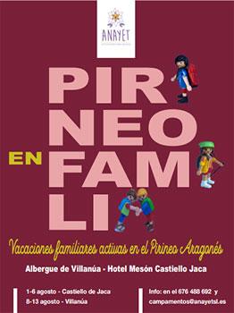 PIRINEO EN FAMILIA - ANAYET 2021