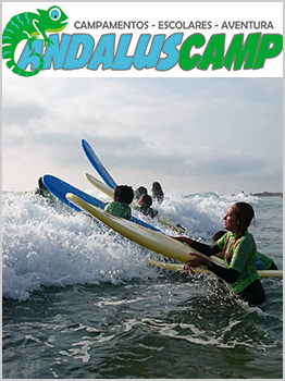 VII CAMPUS SURF CAMP EN CÁDIZ 2020