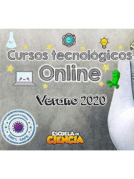 CAMPAMENTOS ONLINE ESCUELA DE CIENCIA 2020