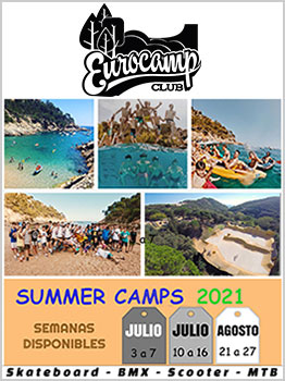 CLUB EUROCAMP CAMPS 2021