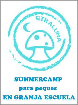 SUMMERCAMP EN GRANJA ESCUELA PARA PEQUES 2020