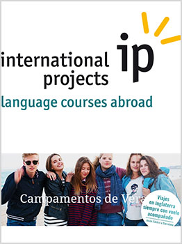 INTERNATIONAL PROJECTS - CURSOS DE IDIOMAS 2020