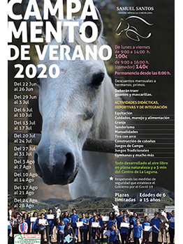 CAMPAMENTO H�PICO LA CORDILLERA 2020