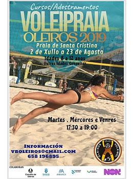 VOLEY PLAYA OLEIROS 2019