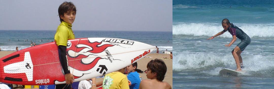 CAMPAMENTOS DE SURF - PINPOIL 2021