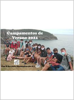 CAMPAMENTO SANTOÑA, SURF, VELA E H�PICA 2021