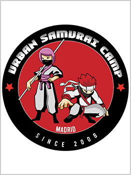 URBAN SAMURAI CAMP EN MADRID 2021