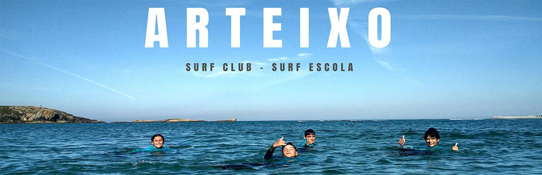 CAMPAMENTO DE SURF ARTEIXO 2020