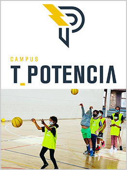 CAMPUS MULTIDEPORTE T-POTENCIA 2021