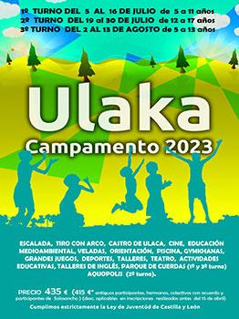 CAMPAMENTO CULTURAL MULTIAVENTURA ULAKA 2021
