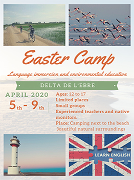 EASTER CAMP 2020
