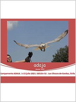 52º CAMPAMENTO DE CETRERIA ADAJA 2021
