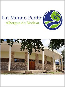 ALBERGUE RIODEVA - UN MUNDO PERDIDO 2019 -2020