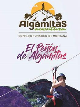 CAMPAMENTOS ESCOLARES - ALGAMITAS AVENTURA 2019