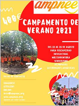 CAMPAMENTO DE VERANO AMPNEE 2021