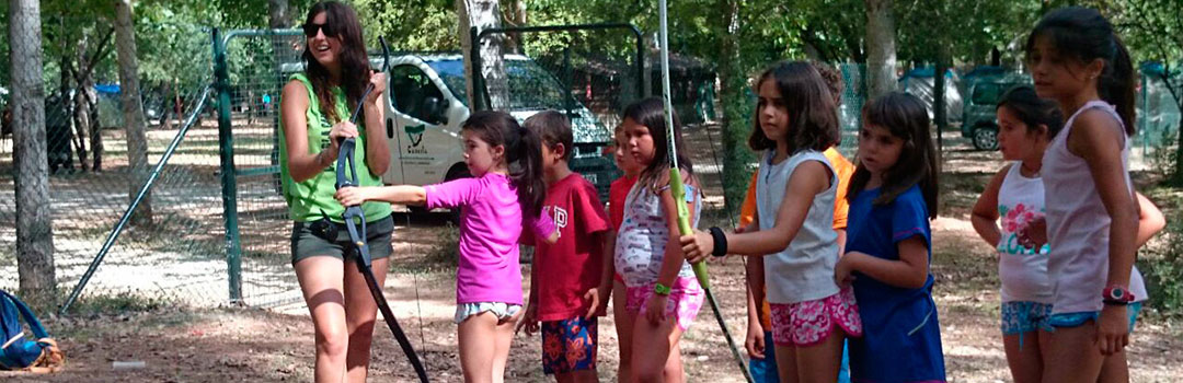 SUMMER CAMP SIERRA DE LAS NIEVES- ANDALUSCAMP 2020