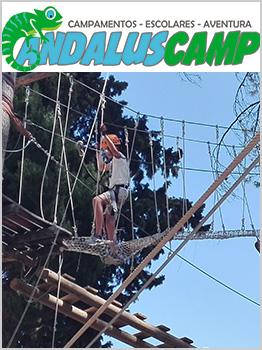 SUMMER CAMP SIERRA DE LAS NIEVES- ANDALUSCAMP 2020