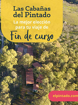 LAS CABAÑAS DEL PINTADO- FIN DE CURSO 2019-2020