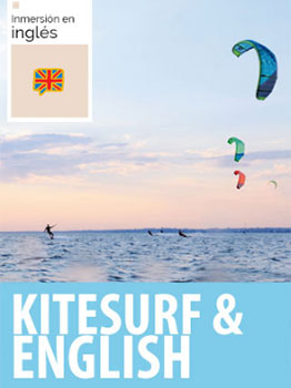 KITESURF & ENGLISH 2020