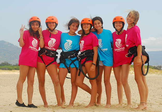 KIDS KITESURF CAMP TARIFA  2021
