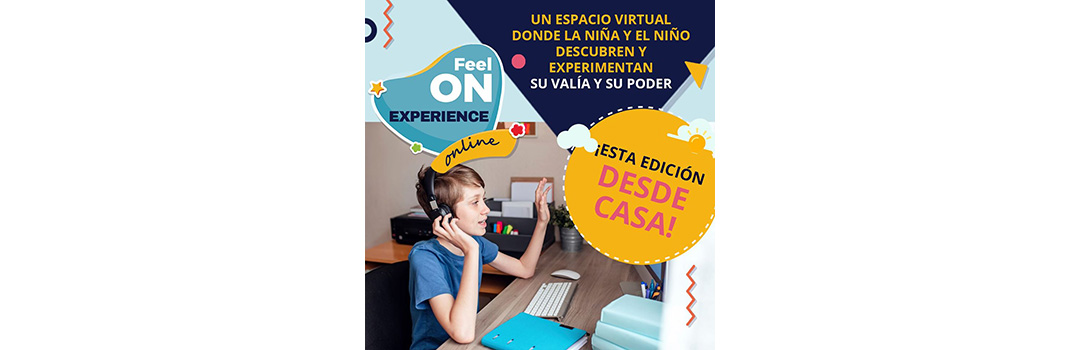 FEEL ON EXPERIENCE ONLINE 2020