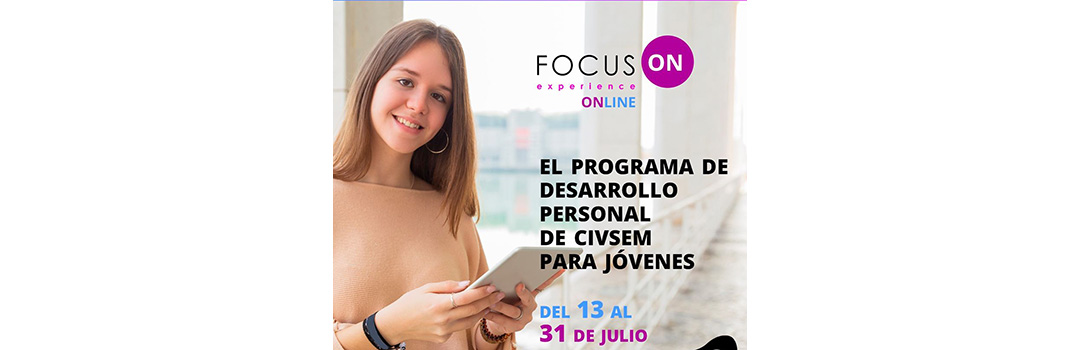 FOCUS ON EXPERIENCE ONLINE 2020