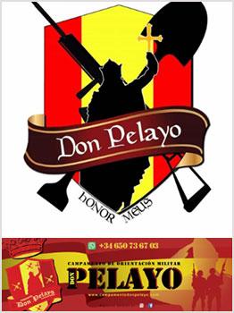 CAMP DE ORIENTACION MILITAR DON PELAYO 2020