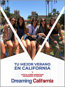 ESTANCIA EN CALIFORNIA EN FAMILIA  2020