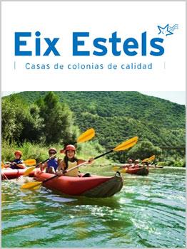 CAMPAMENTOS DE VERANO EIX ESTELS  2020