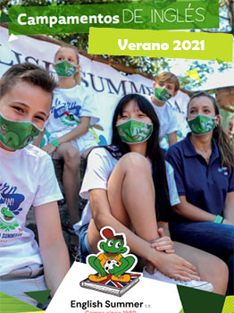 CAMPAMENTOS TEM�TICOS - ENGLISH SUMMER 2021