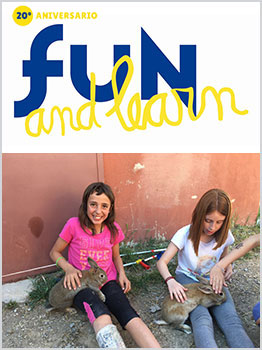 CAMPAMENTOS FUN AND LEARN 2021