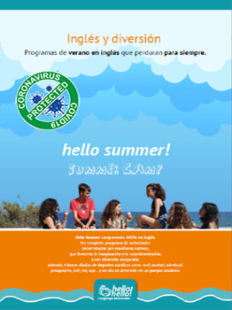 HS NAUTICAL ENGLISH IMMERSION CAMP 2020