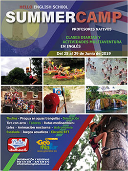 SUMMERCAMP MULTIAVENTURA 2020